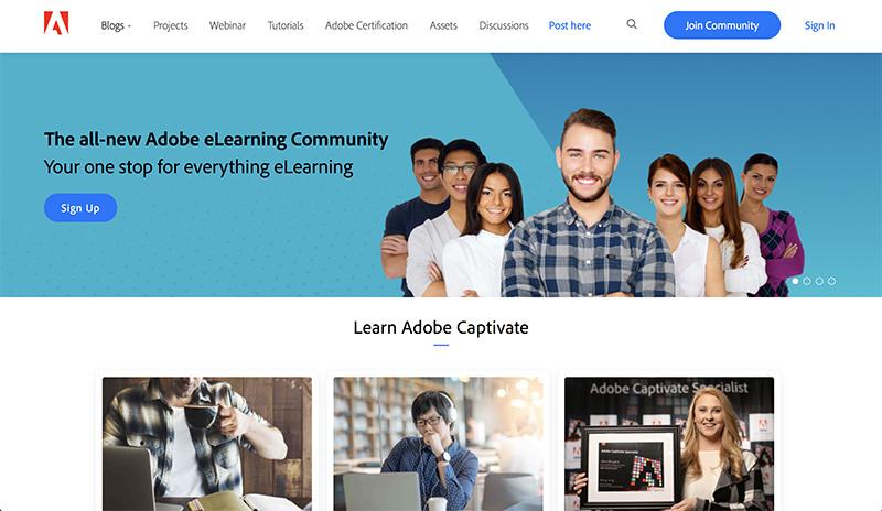 Adobe platform