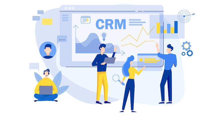 How to develop a crm system