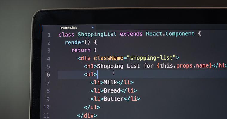 React JS language