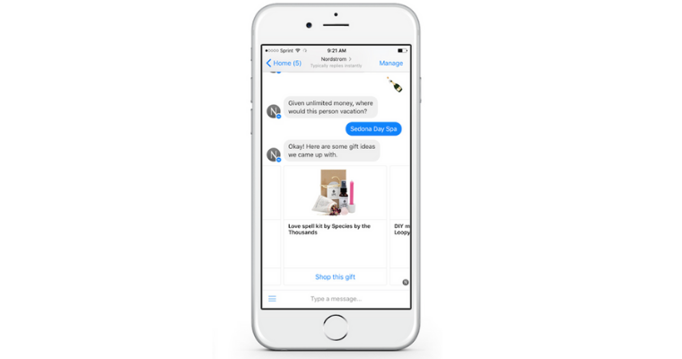 customer service chatbot solution for e-commerce