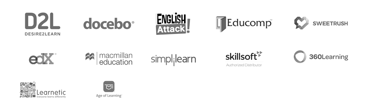 List of popular e-learning platforms
