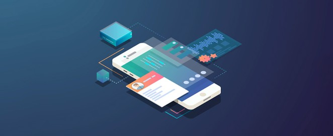 Technology stack for mobile app development
